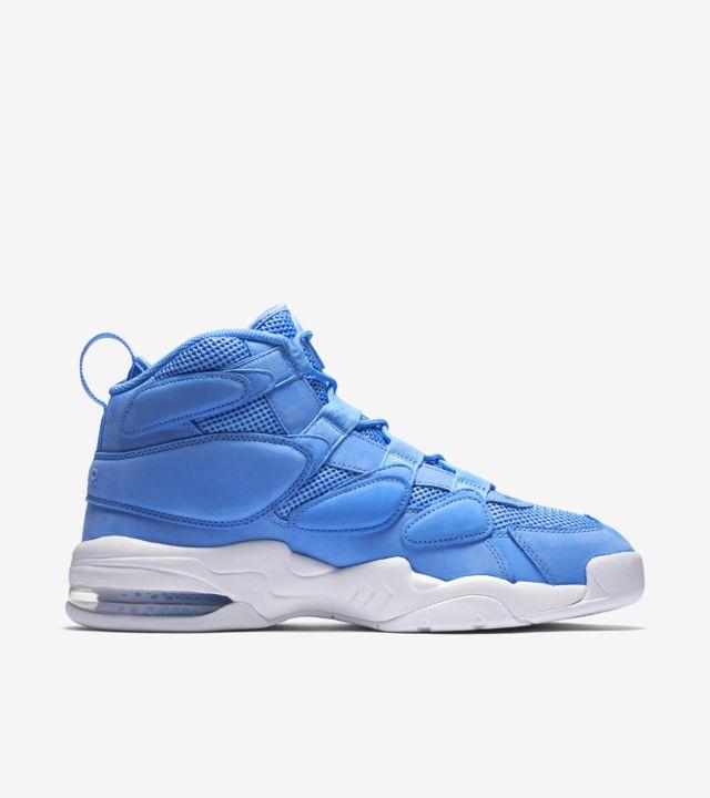 Nike Air Max Uptempo 97 'University Blue'. Nike SNKRS