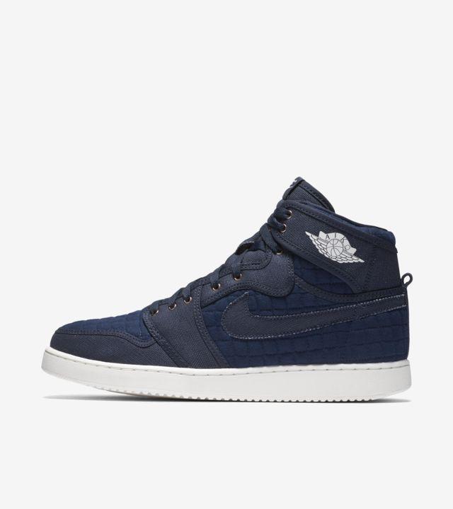 Air Jordan 1 Retro KO 'Blue Quilted' Release Date. Nike SNKRS