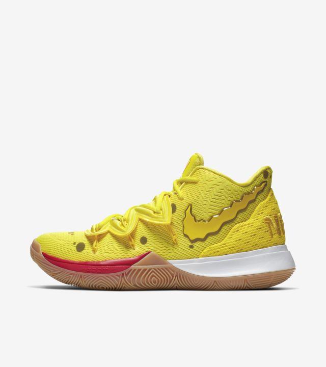 SpongeBob SquarePants Nike Shoe Collection Announced