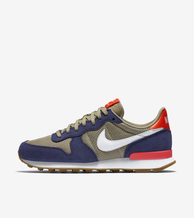 Nike Wmns Internationalist (blau) Sneaker bei