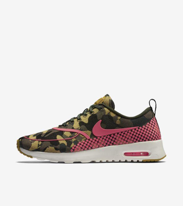 Women's Nike Air Max Thea 'Jacquard Camo'. Nike SNKRS