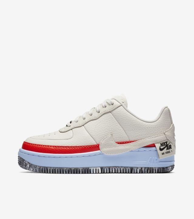 Women's Nike Air Force 1 Jester XX 1 Reimagined 'Light Bone