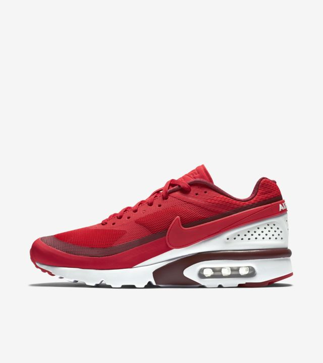 Nike Air Max BW Ultra SE shoes red | WeAre Shop