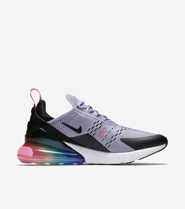 nike air max 270 grigie
