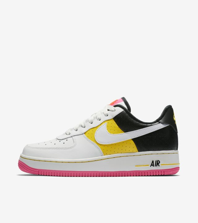 Nike Women's Air Force 1 Moto 'Tour Yellow' Release Date