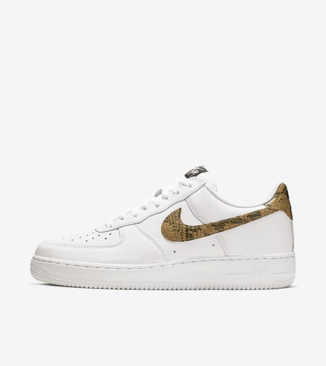 Air Force 1 '96 Snake' Release Date. Nike SNKRS