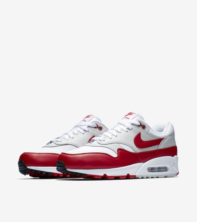 Nike Air Max 901 'White & University Red' Release Date