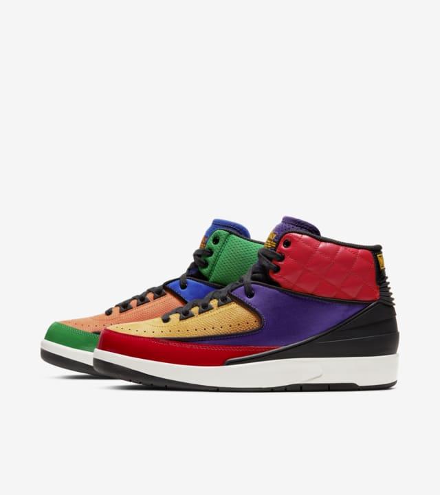 Air Jordan 2 'Multi-Color' Release Date