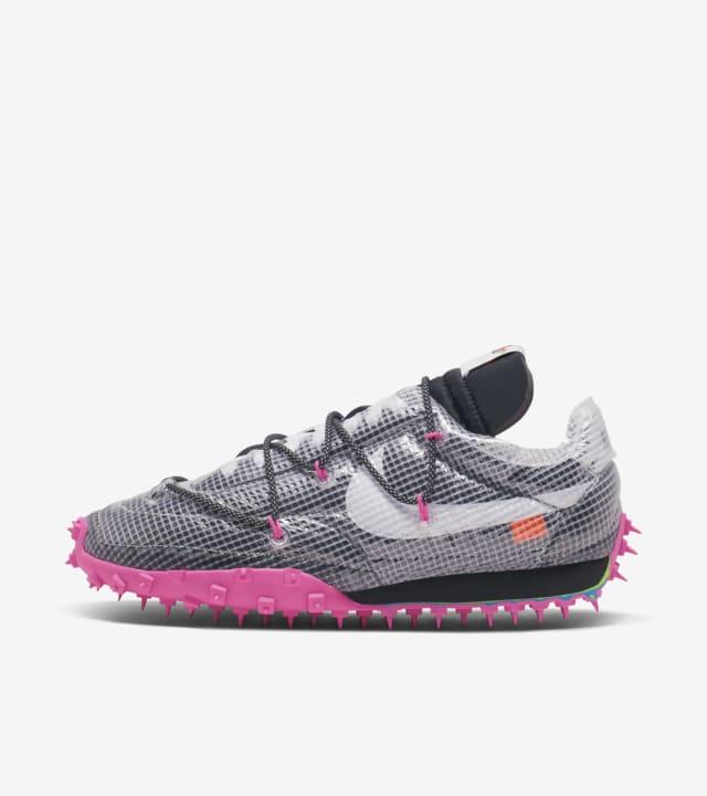 Releasedatum för Nike x Off Waffle Racer