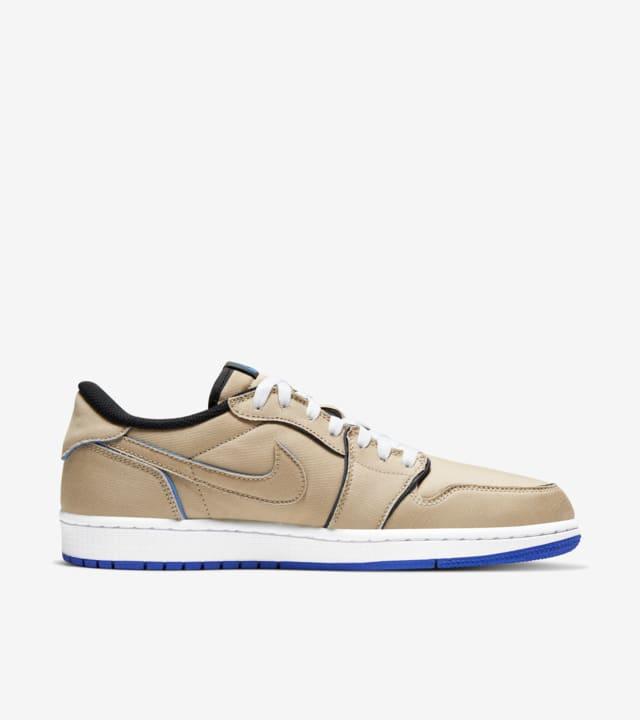 menor falta Pulido  SB Air Jordan 1 Low 'Desert Ore/Royal Blue' Release Date. Nike SNKRS