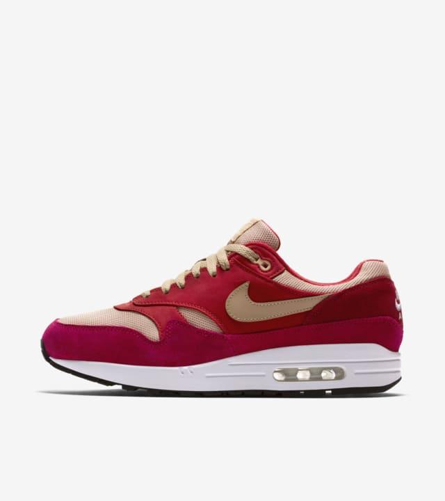 Nike Air Max 1 Premium 'Red Curry