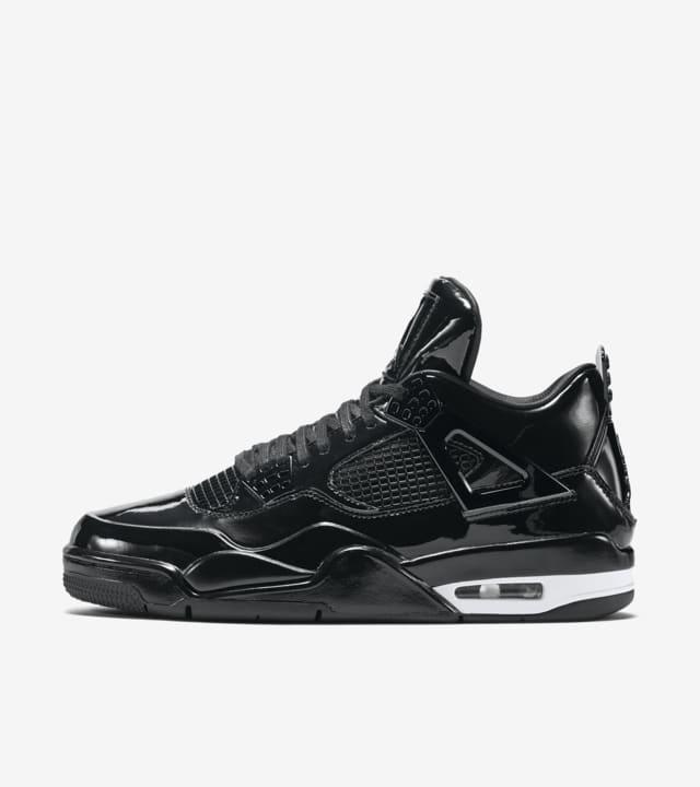Air Jordan 11LAB4 'Black Patent