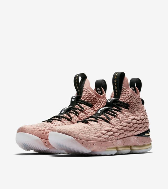 Nike Lebron 15 'Rust Pink \u0026amp
