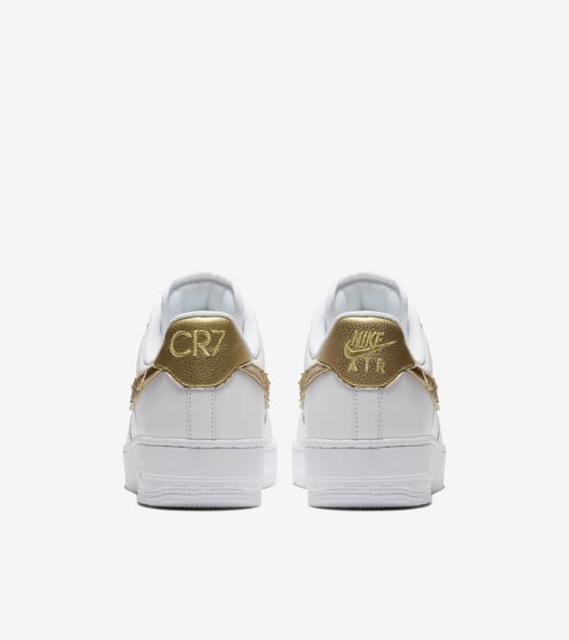 Nike Air Force 1 CR7 'Golden Patchwork
