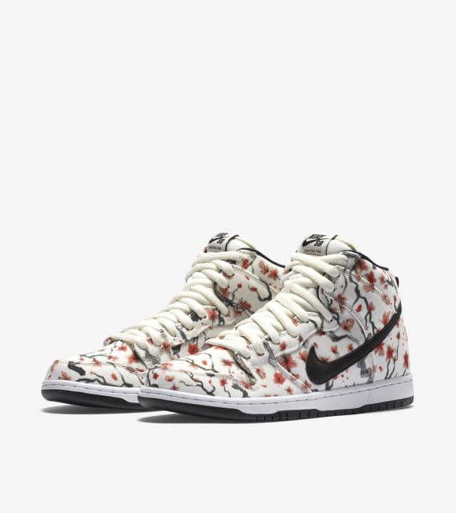 Nike Dunk High Pro SB 'Cherry Blossom