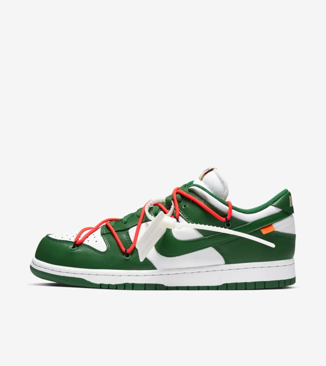 Dunk Low 'Nike x Off-White' Release