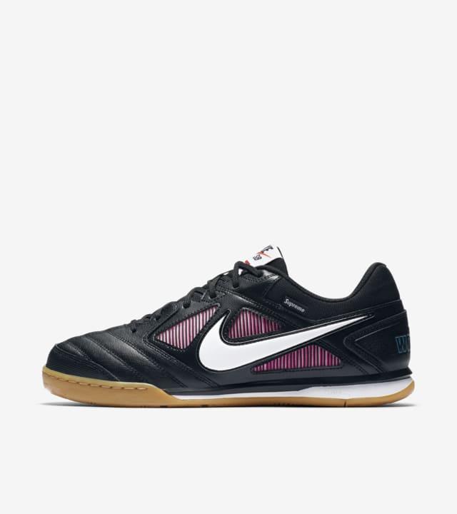 Nike Sb Gato Qs Supreme 'Black \u0026 White