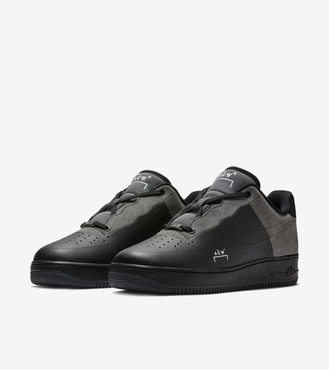Nike Air Force 1 A-Cold-Wall* 'Black