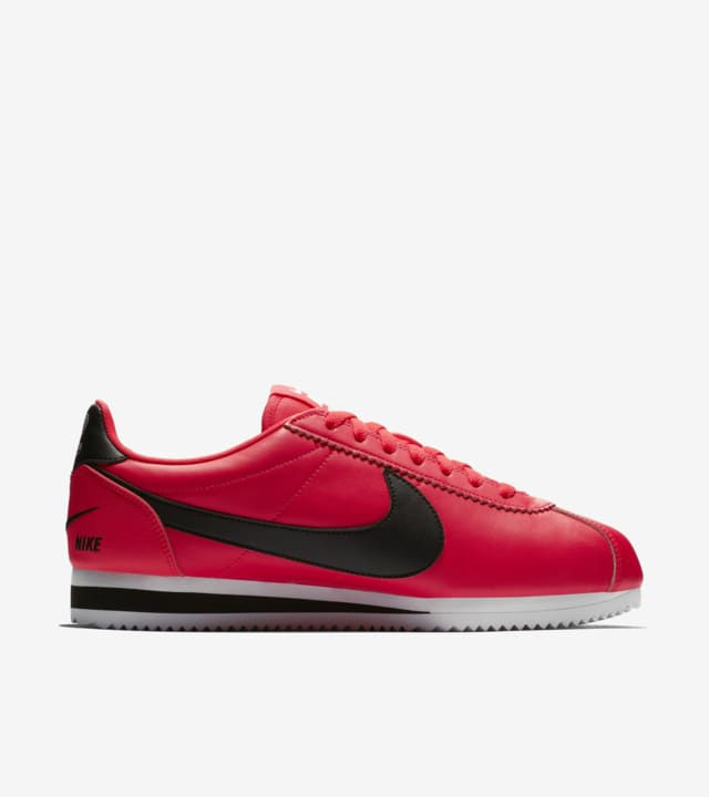 nike classic cortez red