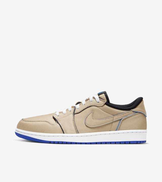 air jordan 1 low khaki