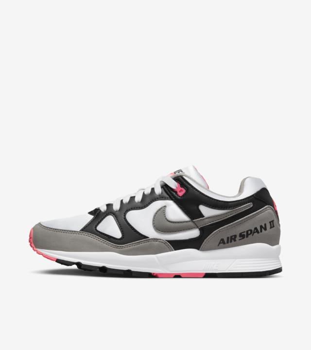 Nike Air Span 2 'Black \u0026amp; Dust