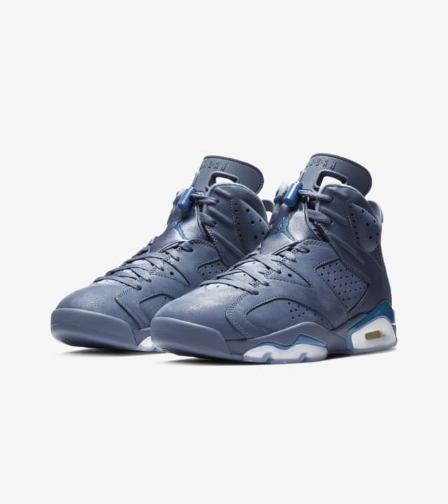 Air Jordan 6 'Diffused Blue \u0026 Court