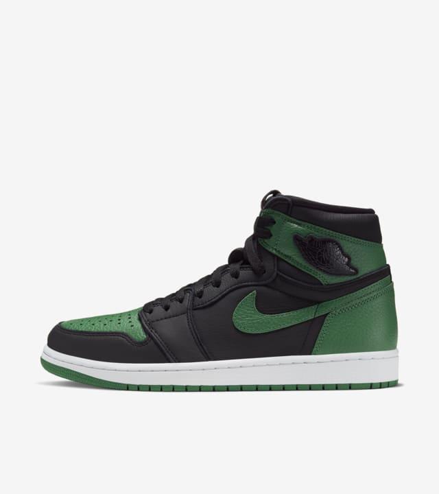 jordan 1 all green