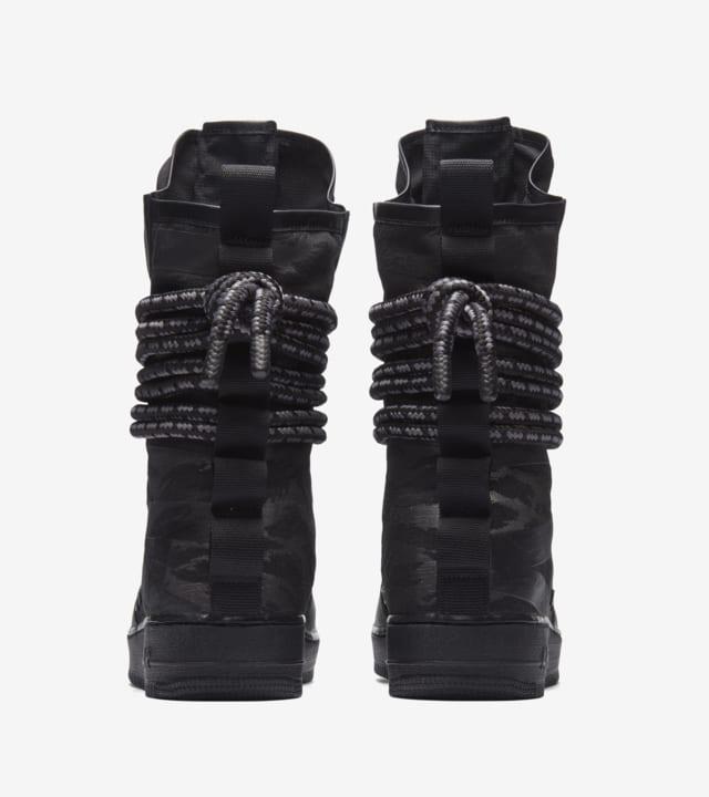 Nike SF AF1 Hi 'Black \u0026 Dark Grey
