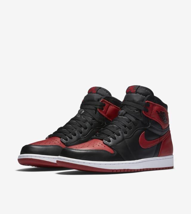 Air Jordan 1 'Banned'. Nike SNKRS