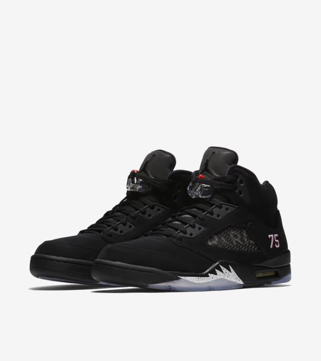 Air Jordan 5 PSG ' Black \u0026amp