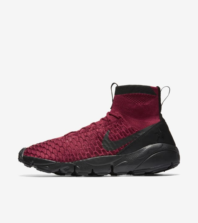 margen Pino sobras  Nike Air Footscape Magista Flyknit F.C. 'Team Red'. Nike SNKRS