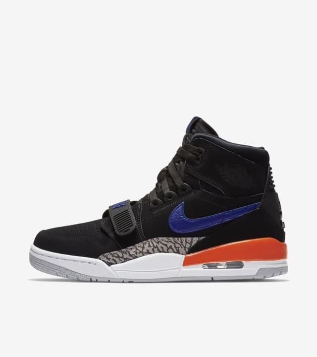 Air Jordan Legacy 312 'Black \u0026 Rush