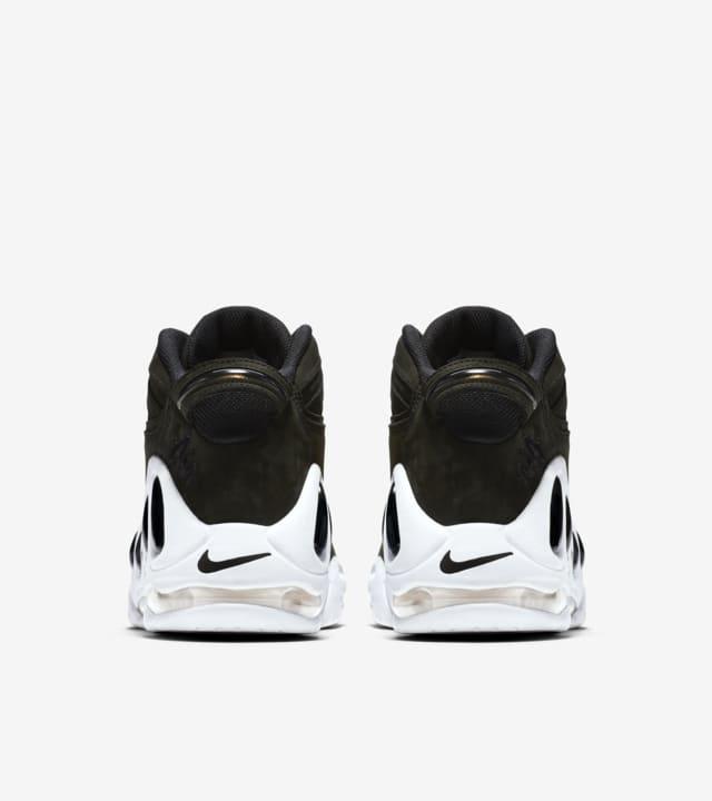 Nike Air Max Uptempo 97 'Black \u0026 White