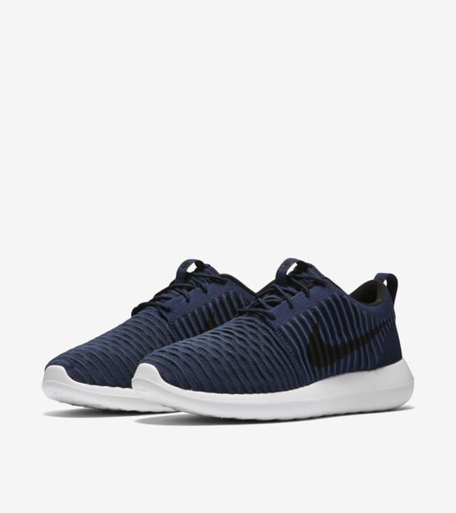 Nike Roshe 2 Flyknit 'College Navy