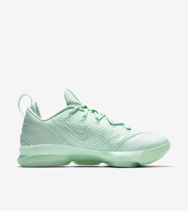 Nike LeBron 14 Low 'Mint Foam'. Nike SNKRS