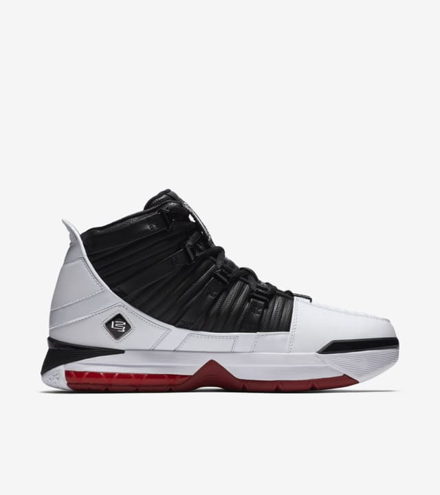 Nike Zoom Lebron 3 Home 'White