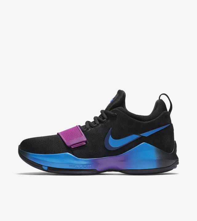 Nike PG1 'Flip The Switch'. Nike SNKRS