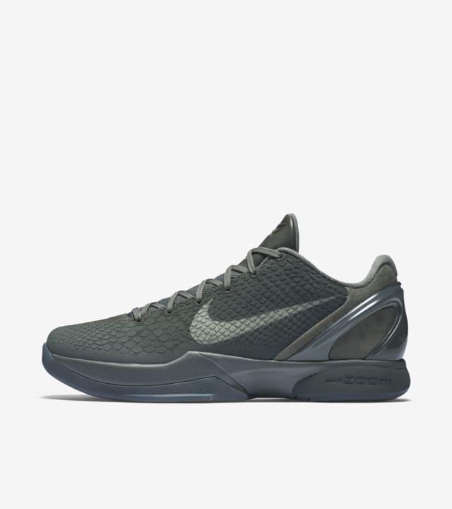 Nike Kobe 6 'Black Mamba' Release Date