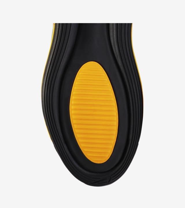 nike air max 720 team orange gold & black