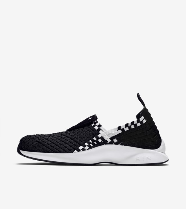 Nike Air Woven 'Black & White