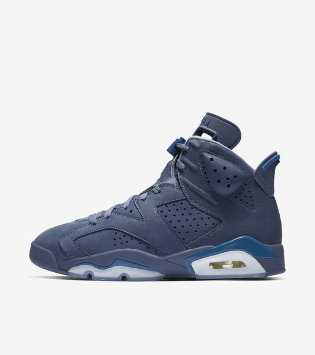Air Jordan 6 'Diffused Blue \u0026amp; Court