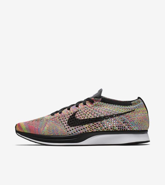 Nike Flyknit Racer 'Rainbow' 2016