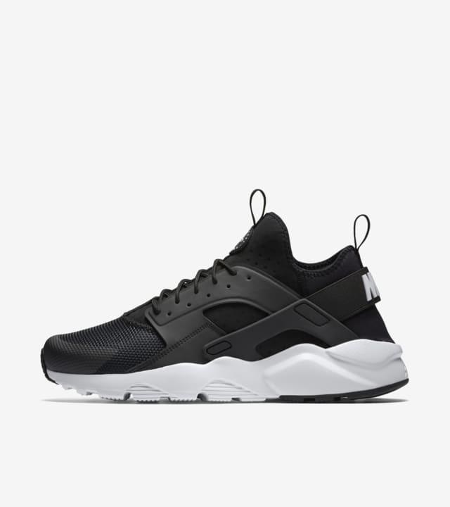 Nike Air Huarache Ultra 'Black \u0026 White