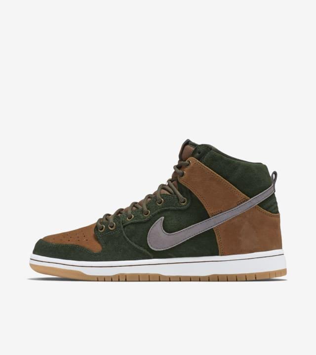 Nike SB Dunk High Premium 'Homegrown
