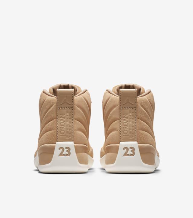 Women's Air Jordan 12 'Vachetta Tan