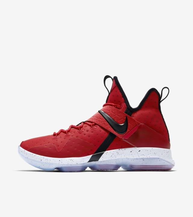 Nike LeBron 14 'Red Brick Road'. Nike