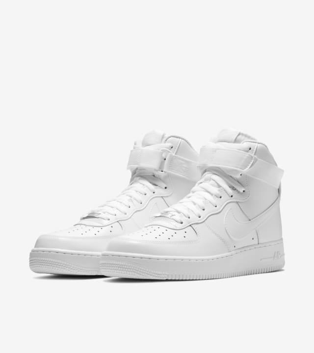 Nike Air Force 1 High bianco