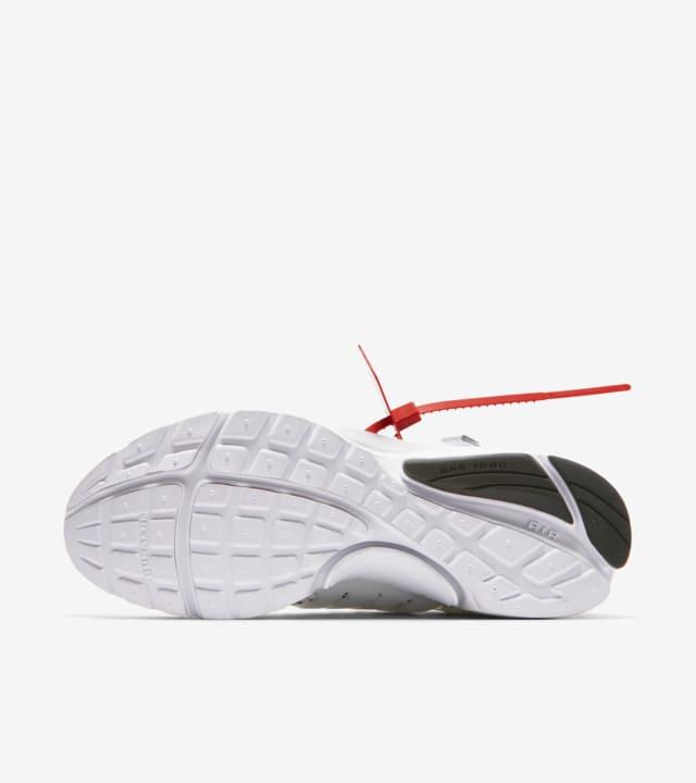 Nike 'The Ten' Air Presto Off-White