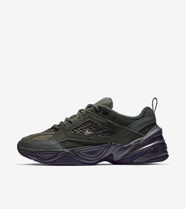 Nike M2K Tekno 'Rich Olive \u0026 Sequoia