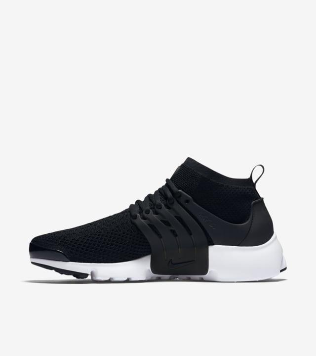 Nike Air Presto Ultra Flyknit 'Black